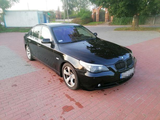 BMW E60 3.0D 2004 rok