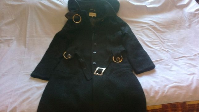 Пальто женское, из натуральной шерсти