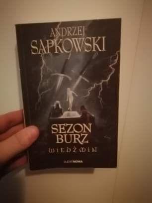 Wiedzmin; Sezon burz - Andrzej Sapkowski Łódź - image 1