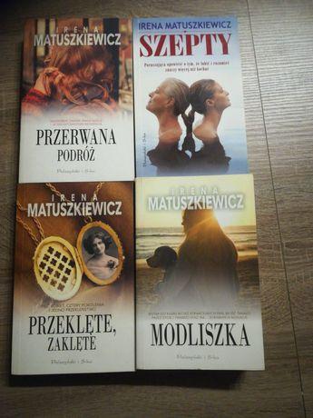 Matuszkiewicz Irena różne tytuly