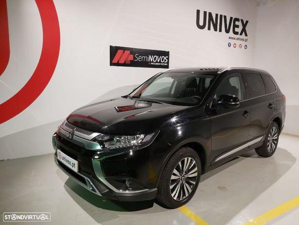 Mitsubishi Outlander 2.0 Kaiteki CVT