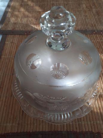 Maselniczka kryształ przedwojenna