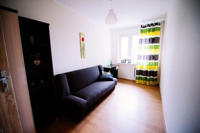 Piątkowo,Kwatery w Odnowionym Mieszkaniu, WIFI, 6 jednoosobowych pokoi