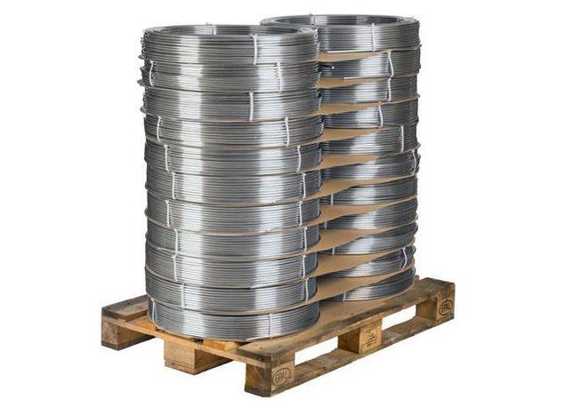 Drut Aluminiowy Odgromowy Taśma Aluminiowa 1Kg
