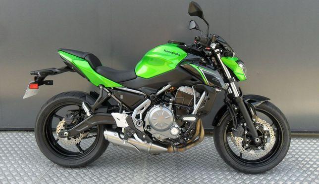 Продам мотоцикл Кавасаки-650кубов