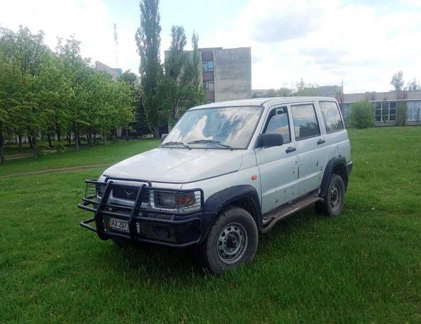 УАЗ Симбир 2005 газ-бензин