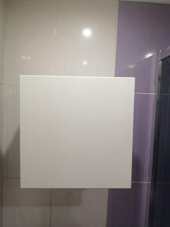 Szafka łazienkowa apteczka biały połysk