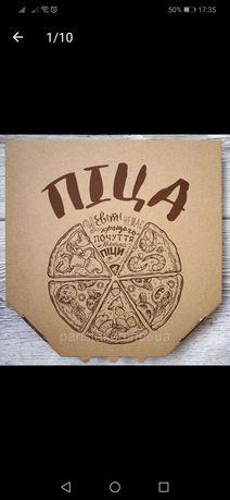 Упаковка для піци, ланч бокс, стакан паперовий