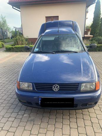 VW Caddy 1,9 TDI