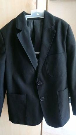 Школьный костюм marksandspencer пиджак и брюки 2 шт на 6-7 лет