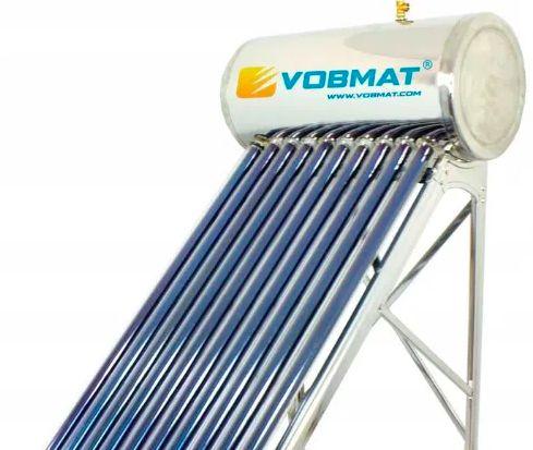 Kolektor słoneczny ciśnieniowy HEAT PIPE 150L, stal nierdzewna