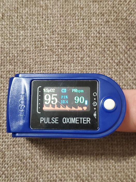 Портативний пульсоксиметр. Pulse Oximeter Винница - изображение 1