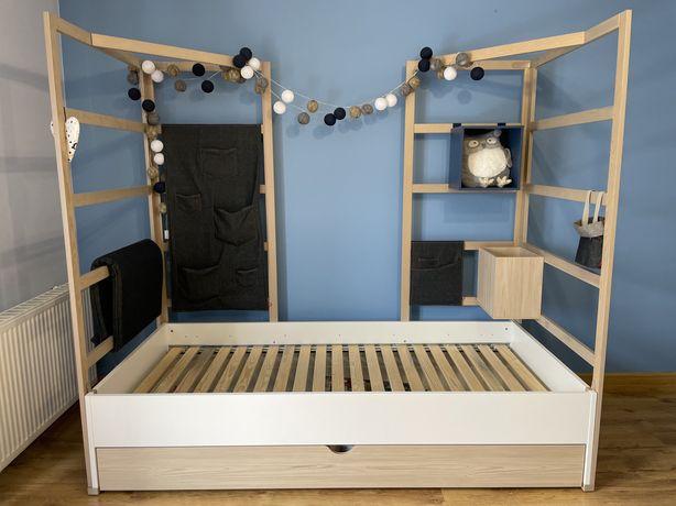 Łóżko 90x200 Vox kolekcja Stige - JAK NOWE