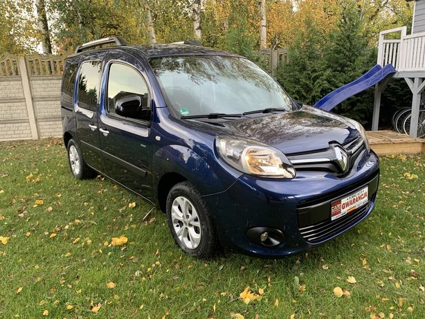 Renault Kangoo 1.2 16V benzyna *1 wlasciciel* z Niemiec