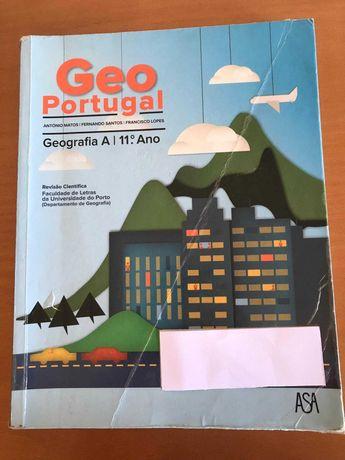 GEOGRAFIA A - 11º Ano - Geo Portugal