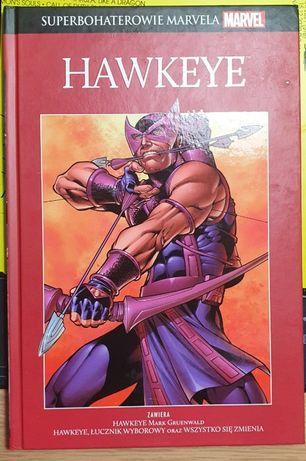 Superbohaterowie Marvela - Tom 6 - Hawkeye