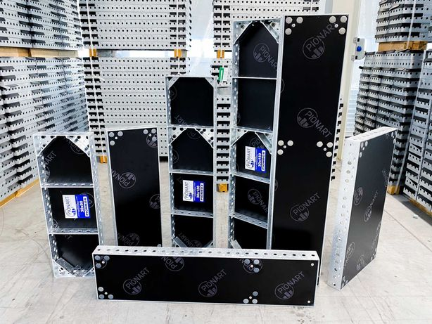 Deskowanie PionBox 40 m2 (kompatybilne z Tekko) - PRODUCENT NOWE