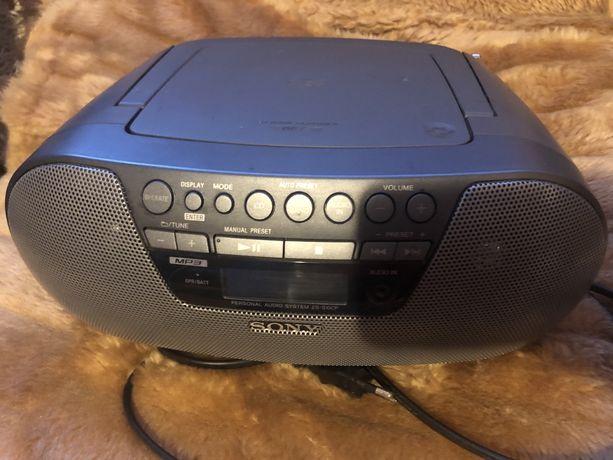 Boombox, Radio Sony zs-s10cp