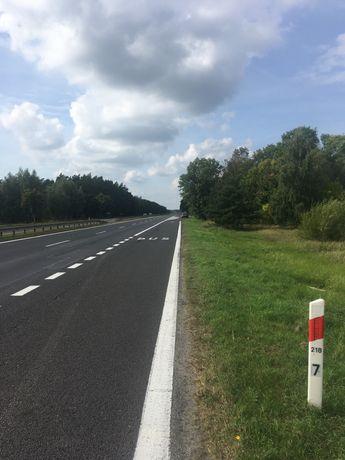 Wynajme grunt 5829m2 w Gierłatowie przy DK92 Poznań-Warszawa