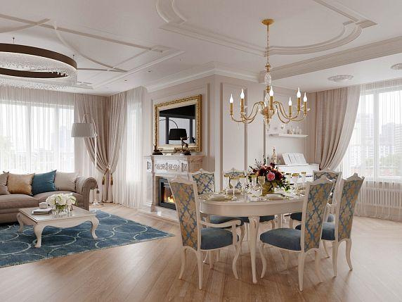 F Самая красивая квартира в ЖК Клаб Марин2. МОРЕ В 5 МИНУТАХ