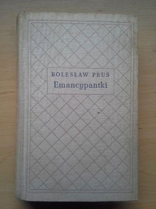 Emancypantki, tom 1-4, Bolesław Prus, wyd. 1953r. Warszawa - image 1