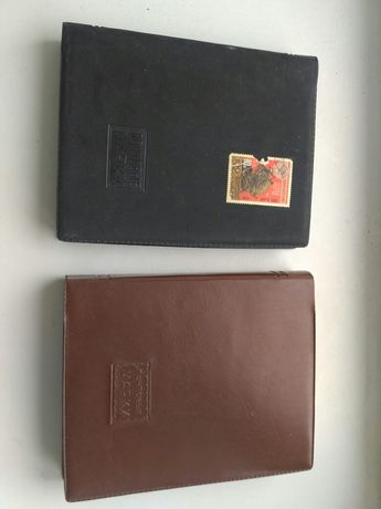Альбомы с марками СССР