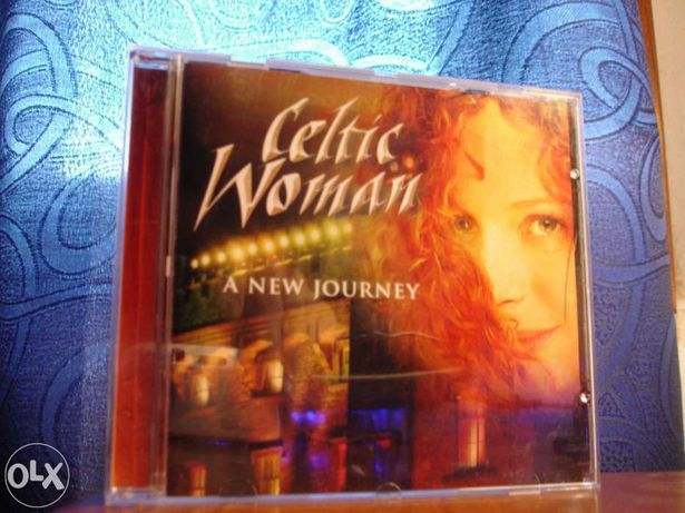 Celtic woman - a new jorney cd