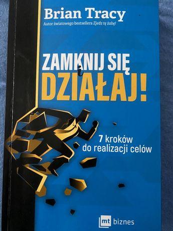 Książka zamknij się działaj!