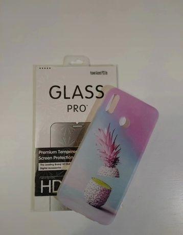 Etui (case) + szkło GRATIS Huawei P20Lite