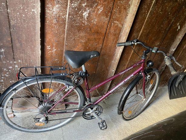 Велосипед diamond back cross campus