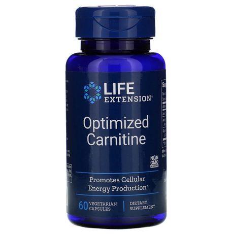 Optimized Carnitine - 60 vcaps.