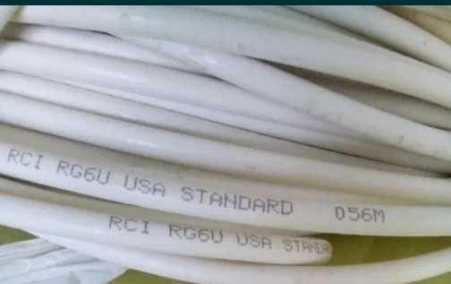 Телевизионный кабель//RCI RG6U U.S.A.