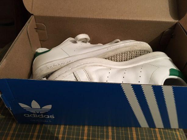 Adidas Stan Smith verdes tam. 33