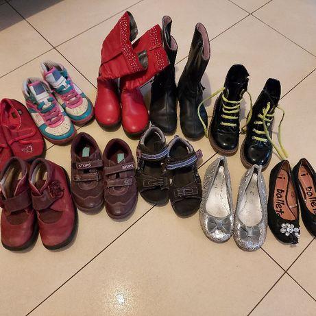 Buty dla dziewczynki 28-29