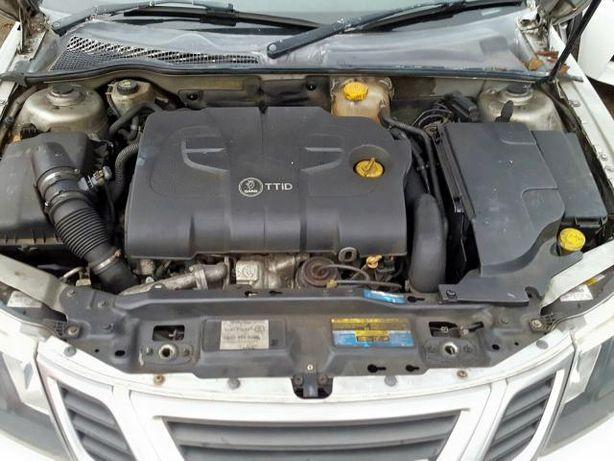 Skrzynia automatyczna Saab 9-3 ttid Automat Z19DTR