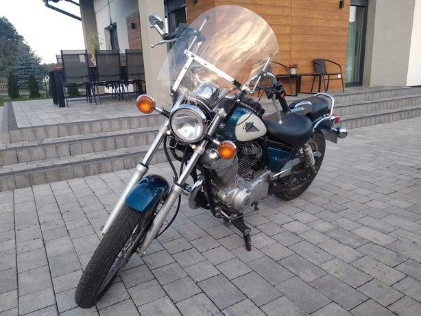 Motocykl Yamaha Virago ZADBANY