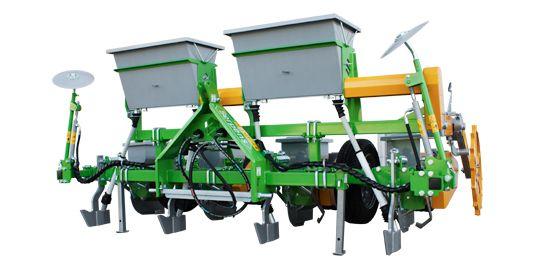 Siewnik do kukurydzy 3,0m 4-rzędy punktowy SERPENS BOMET mechaniczny