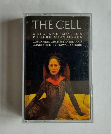 The Cell / Cela 2000r z J.Lo - soundtrack Howard Shore - kaseta
