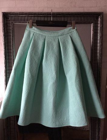 Объемная юбка от asos