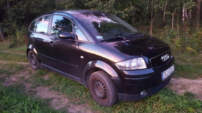 Audi a2 1,4 ZAMIANA!!! 7000zł