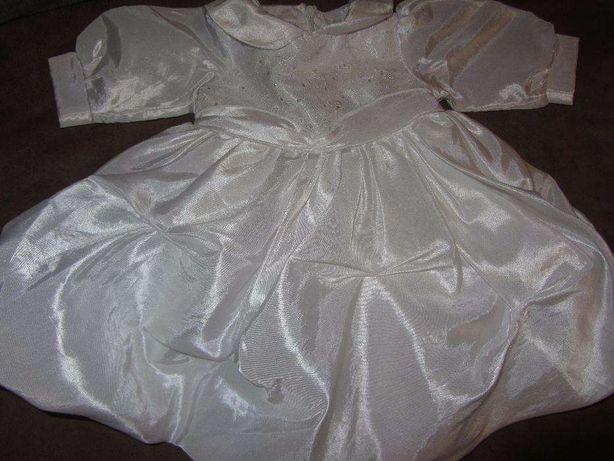 sukienka do chrztu świętego