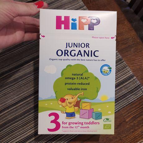 Hipp Junior organic Органічне сухе молоко,дитяча суміш,детская смесь