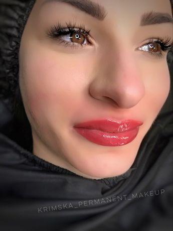 Перманентный макияж!