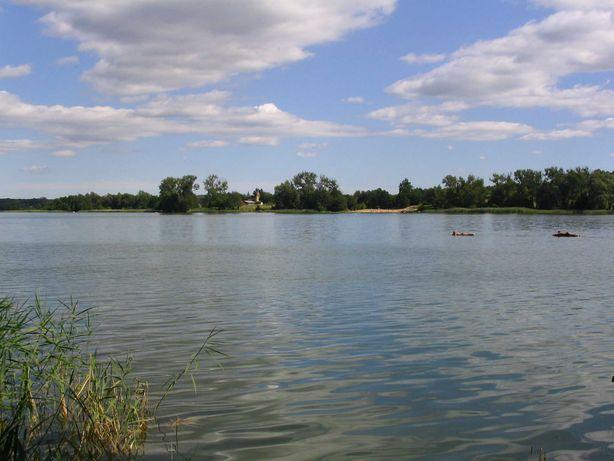 Działka nad jeziorem - wynajem