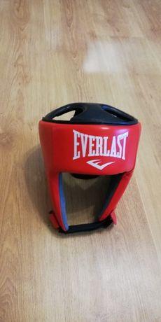 Новый боксерский шлем Everlast кожа