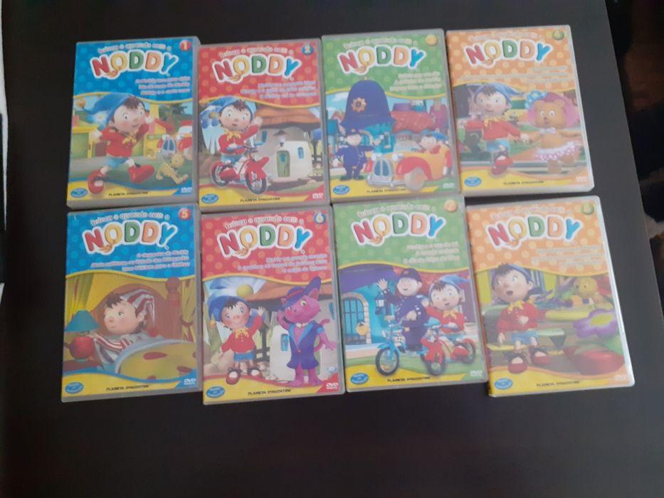 Dvds Noddy São Mamede De Infesta E Senhora Da Hora - imagem 1