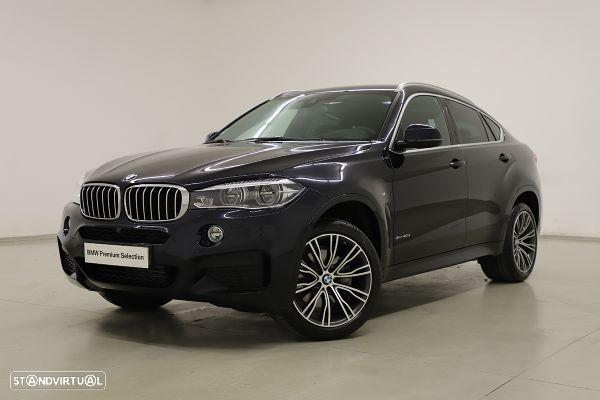 BMW X6 40 D XDRIVE PACK M