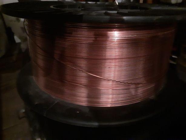 Проволока сварочна до полуавтомата 1,2 мм. 15 кг