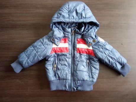 Pikowana kurtka przejściowa 62 3-6