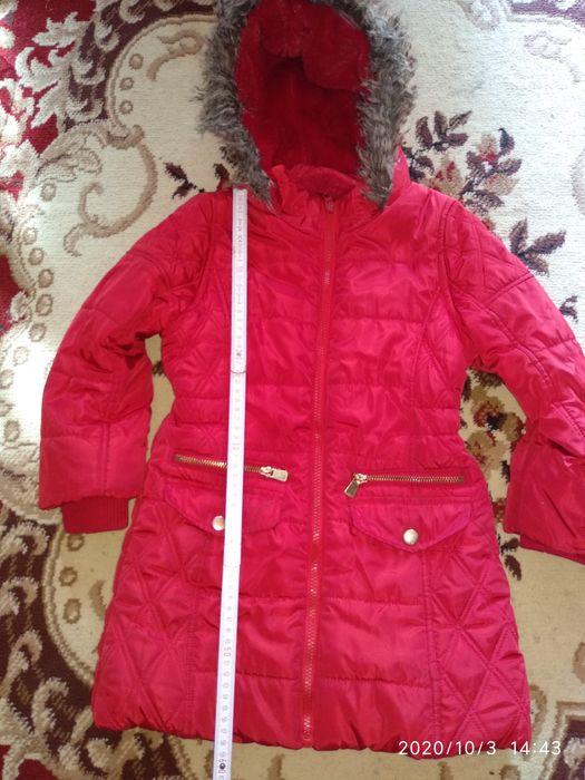 Курточка зимова Черкассы - изображение 1
